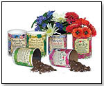 Complete Gardens in a Can by GIFTS THAT BLOOM