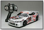 RC Nismo Coppermix Silvia RTR (TT-01) With LED Lights by TAMIYA INC.