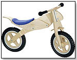 """Moto Kid"" Wooden Running Bike by PLIM COOPERATION AG"