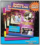 Slooh Explore Space Live Activity Books – Volume 1 by BLUESTORM PRODUCTIONS INC.