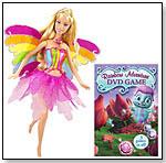 Barbie® Fairytopia™ Magic of the Rainbow™ Rainbow Adventure™ Elina™ Doll and DVD Game by MATTEL INC.