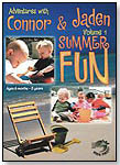 Adventures With Connor and Jaden: Summer Fun by BOOGIEBUBBLE PRODUCTIONS INC.