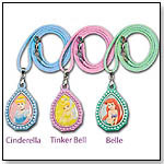 Disney Princess Magical Light Up Pendant With Gem Border Necklaces by MONOGRAM INTERNATIONAL INC.
