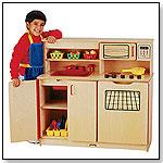 4-in-1 Kitchen Activity Center by JONTI-CRAFT INC.