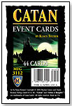 Catan Event Cards by MAYFAIR GAMES INC.