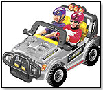 Dominator Ride-On Car With RC by AMAV ENTERPRISES