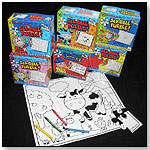 Scribble Puzzle by SCRIBBLE MATS