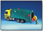 Garbage Truck - Green by BRUDER TOYS AMERICA INC.