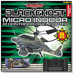 BlackGhost Micro Indoor Helicopter by INTERACTIVE TOY CONCEPTS LTD.