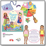 Paper Dolls Game by eeBoo corp.