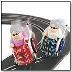 Remote Control Granny Racers by JUMPIN BANANA