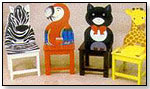Animal Chairs by SIMPLEX INTERNATIONAL (PVT) LTD.