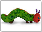 "The World of Eric Carle: The Very Hungry Caterpillar – 11"" Plush by KIDS PREFERRED INC."