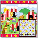 Circus Kids Slumber Bag by BAZOONGI KIDS