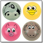 Baby Gertie Barnyard Babies Balls by SMALL WORLD TOYS
