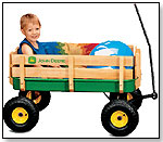 "Learning Curve - John Deere 36"" Stake Wagon by RC2 BRANDS"