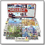 Search & Rescue: A Co-operative Adventure Game™ by FAMILY PASTIMES