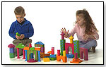 iggiBig Deluxe Building Blocks by TOP SHELF HOLDINGS LLC