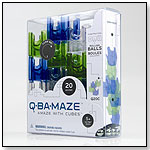 Q-BA-MAZE 20-Pack Cool Colors (blue, green, clear) by Q-BA-MAZE INC.