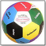 Soccer Mania Thumball™ Catch 32 by ANSWERS IN MOTION