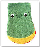 Furnis Wash Cloth Puppet- Frog by CHALLENGE & FUN INC.