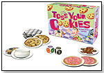 Toss Your Cookies by GAMEWRIGHT