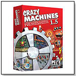 Crazy Machines 1.5: More Gizmos, Gadgets, & Whatchamacallits by VIVA MEDIA