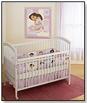 Dora Bebe Crib Bedding and Room Decor by BABY BOOM
