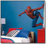 Giant Spiderman Appliqué by ROOMMATES