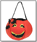 Pumpkin Trick or Treat Bag by GROOVY HOLIDAYS