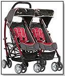 Unity Sport Double Stroller by BABY PLANET