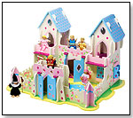 Heritage Playsets Princess Palace by TOP SHELF HOLDINGS LLC