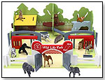 Heritage Playsets Wildlife Park by TOP SHELF HOLDINGS LLC