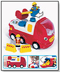 Ernie Fire Engine by WOW TOYS