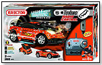 Erector Tuning Radio Control Light and Music System Car by SCHYLLING