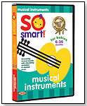 So Smart! Musical Instruments DVD by SO SMART! PRODUCTIONS