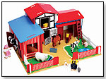 Heritage Playsets Hilltop Farm by TOP SHELF HOLDINGS LLC