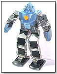 Huroi Two-Leg Robot by ROBOBLOCK SYSTEM CO., LTD