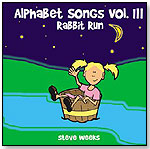 Alphabet Songs Vol. III (Rabbit Run) by STEVE WEEKS MUSIC