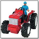Die-Cast Farm Tractor by SCHYLLING