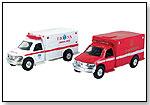 Die-Cast Ambulance by SCHYLLING