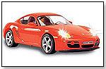 Dickie R/C Radio Control Porsche Cayman by SIMBA