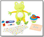 Feel Better Frog by MANHATTAN TOY