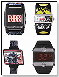 Transformers Watches by SEIKO WATCH CORPORATION