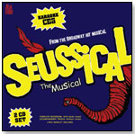 Seussical: 2-Disc Karaoke CD+G by STAGE STARS RECORDS
