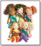 Troop Groovy Girls by MANHATTAN TOY