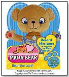 Talking Mama Bear by TOMORROW INC.