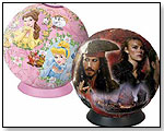 "Esphera 360˚ Jigsaw Puzzle – 6"" Disney Pirates of the Caribbean - At World"