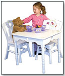 Table & Chairs Set by MELISSA & DOUG