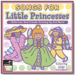 Songs for Little Princesses by CASABLANCA KIDS INC.